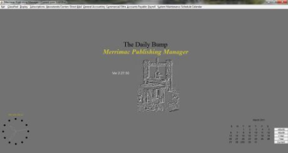 Merrimac Publishing Manager